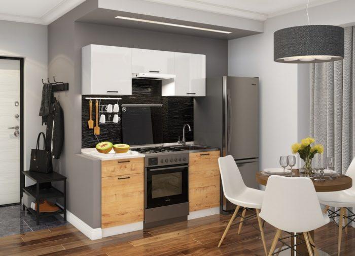 Кухня Дуся-2 (1,6м)