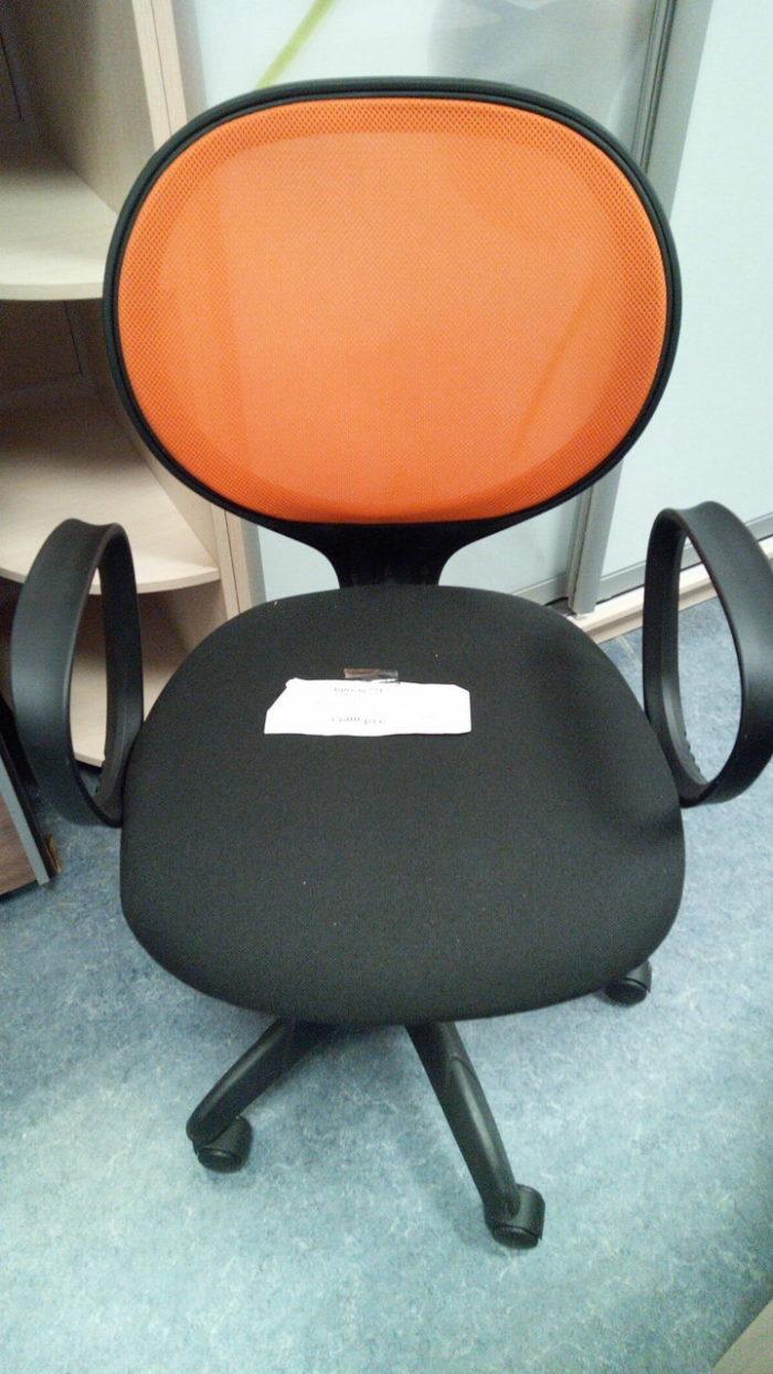 Кресло 722 без топ-гана