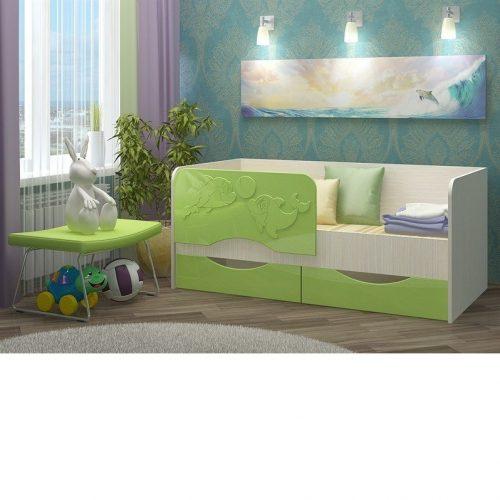 Кровать Дельфин-2 (1,6)