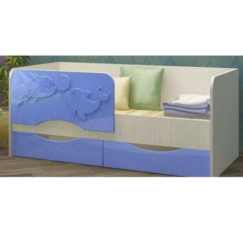 Кровать Дельфин-2 (2,0)