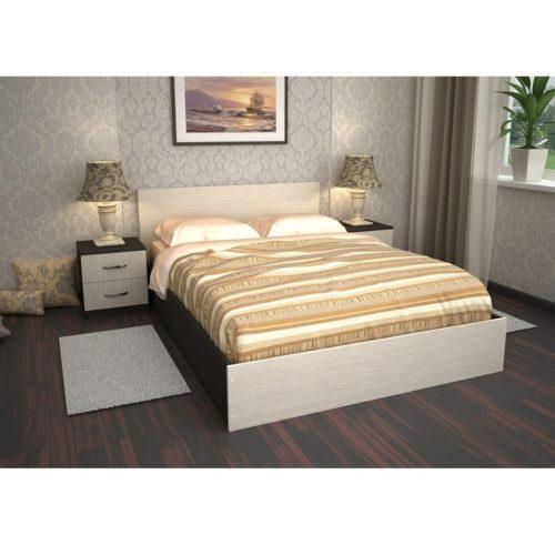 Кровать ЛДСП Бася