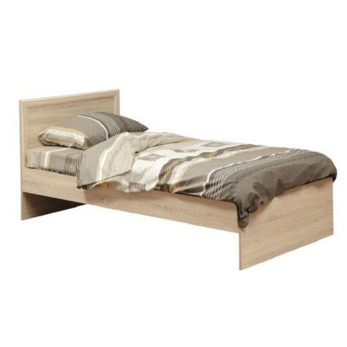 кровать Фриз односпальная с настилом