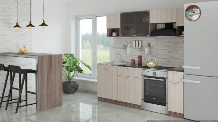 """Кухня """"Зара 2.1м"""""""