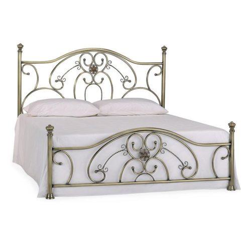 Кровать Tetchair Elizabeth античная медь