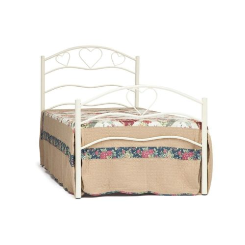 Кровать TetChair Roxie белая 900*2000