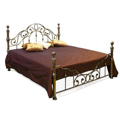 Кровать Tetchair Victoria античная медь