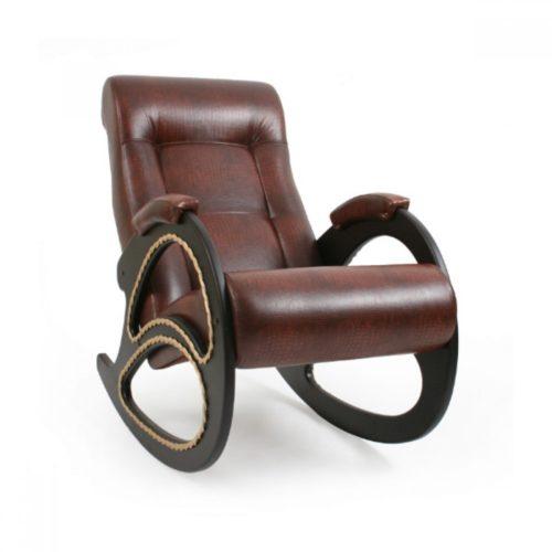 Кресло-качалка Модель 4 (с лозой)