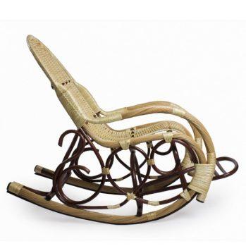 Плетёное кресло-качалка Калитва (профиль)