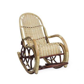 Плетёное кресло-качалка Калитва