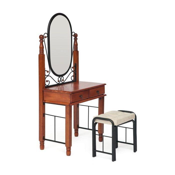 Туалетный столик с пуфом TetChair AT-992 (DT-5)