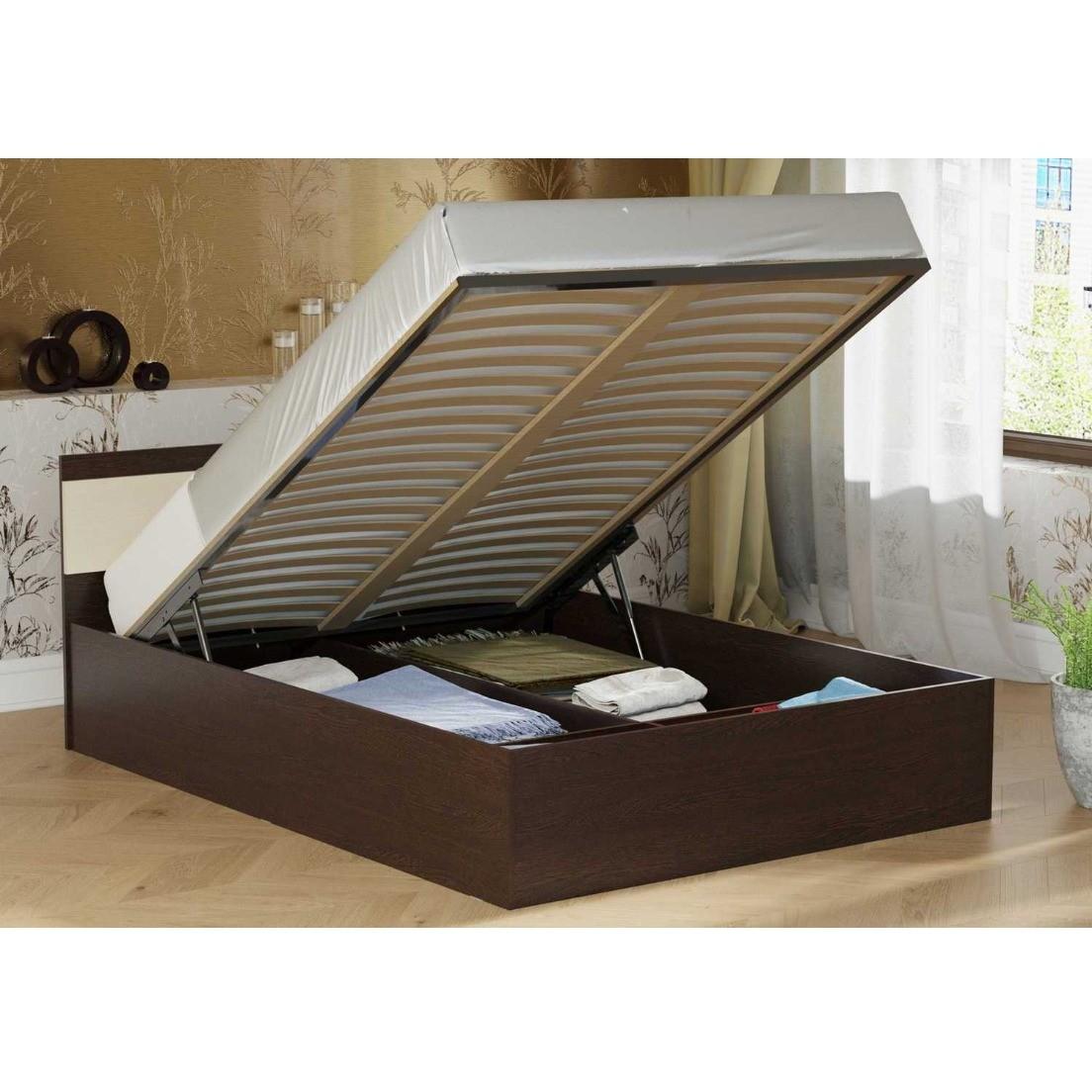 Кровать с подъемным механизмом Фант-12, Егорьевск магазин Пирамида