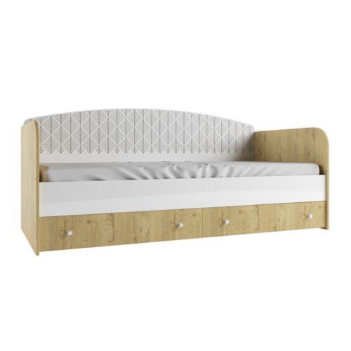 Детская кровать ДКД 2000.1 - Сканди