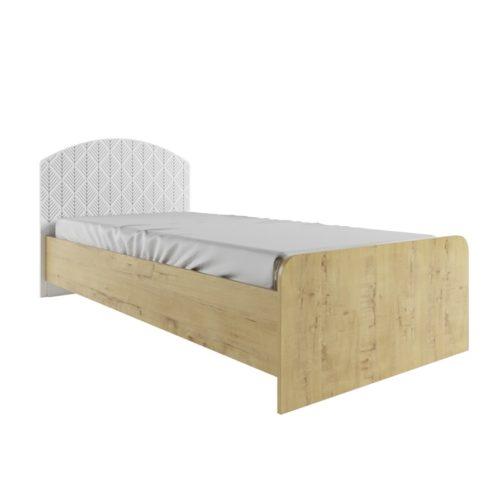 Детская кровать КРД 900.1 - Сканди