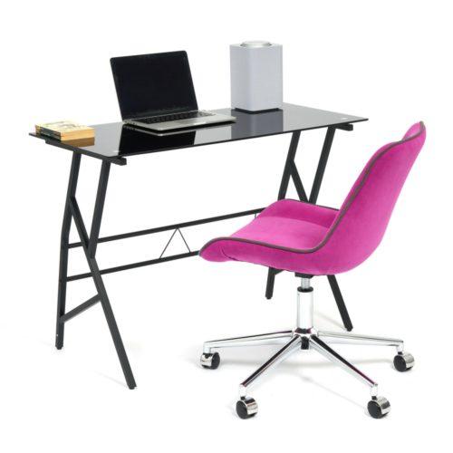 Стеклянный стол GD-02 black