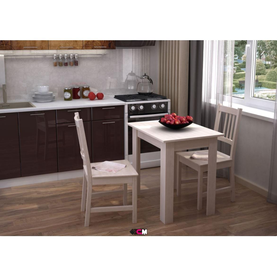 Кухонный стол нераскладной